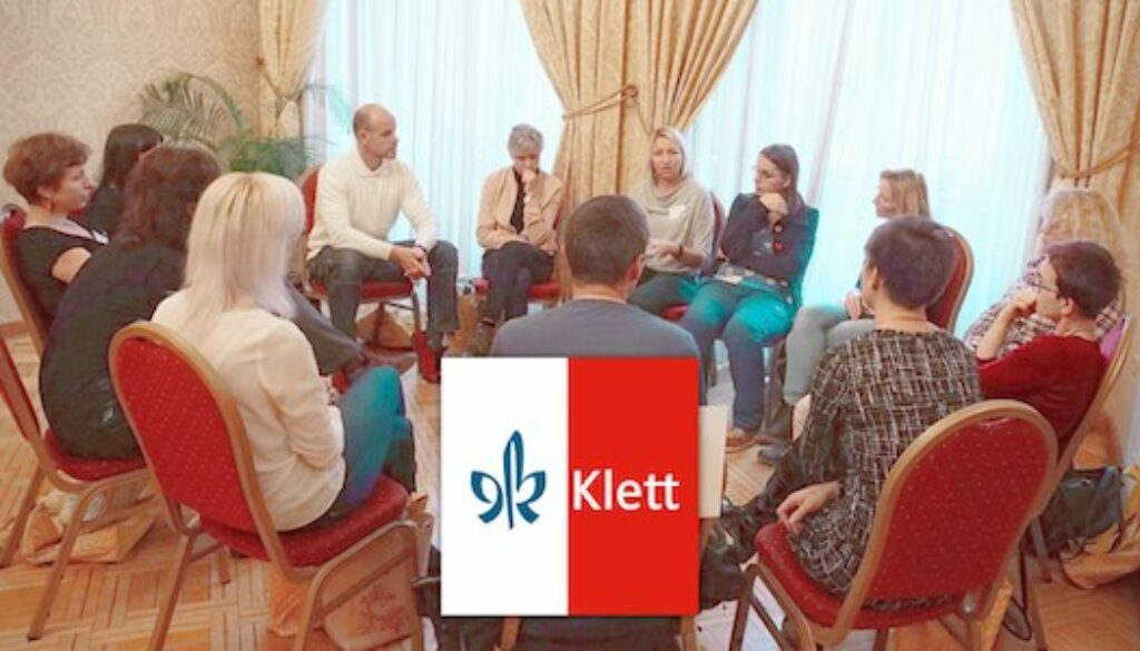 Rozhovor s lektorkou Klett DE konference │ Interview with lector of Klett German conference