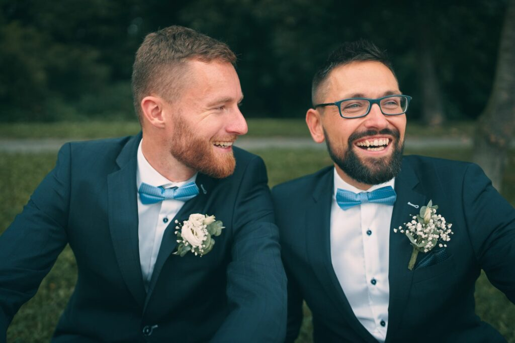 Gay svatba focení │ Gay wedding photography